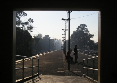 East Ringwood Station