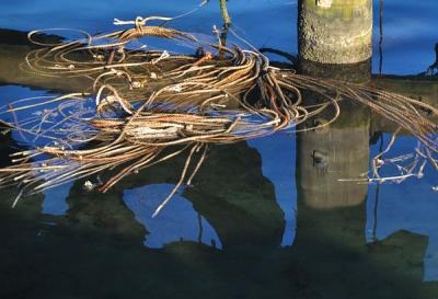Rope Reflections - Portarlington